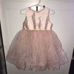 Pippa and Julie Pink Princess Dress